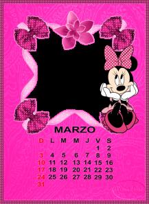 calendario de marzo1