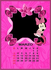 calendario de marzo6