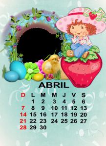 calendario de abril1