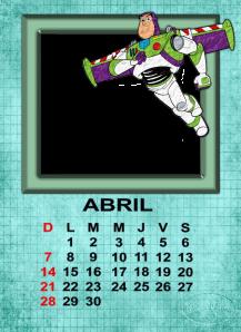 calendario de abril10