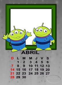 calendario de abril13