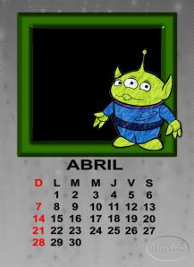 calendario de abril14